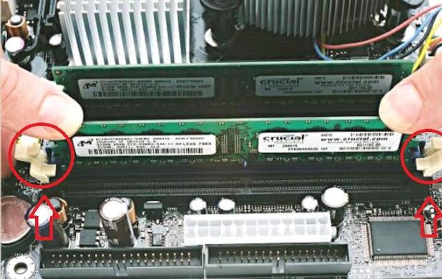 Cara Memasang RAM Quad Channel