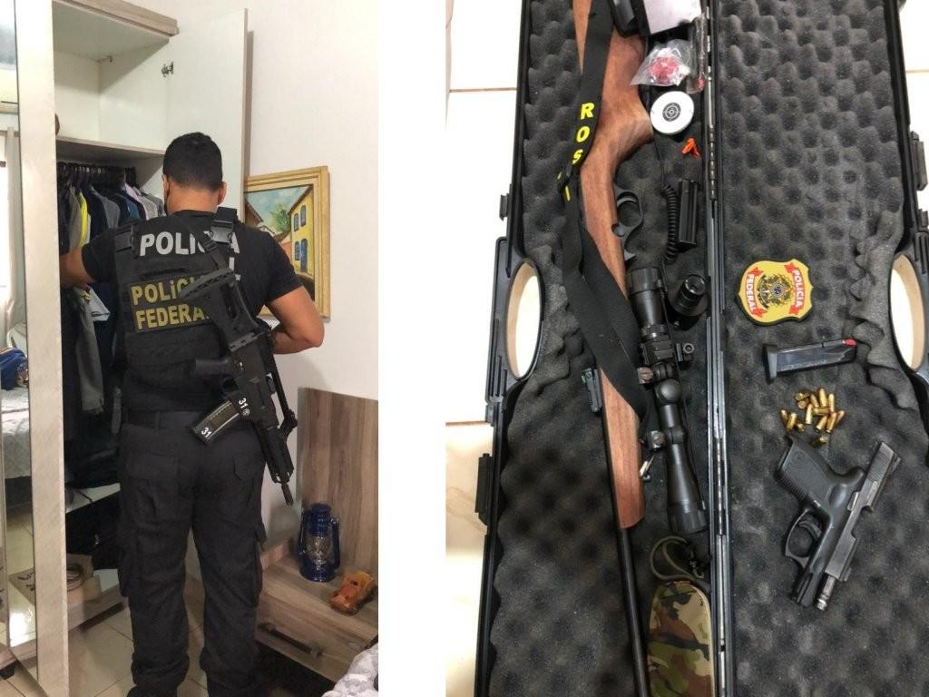 """Polícia Federal deflagra Operação """"Green Diamond"""" e cumpre mandados em Cacoal"""