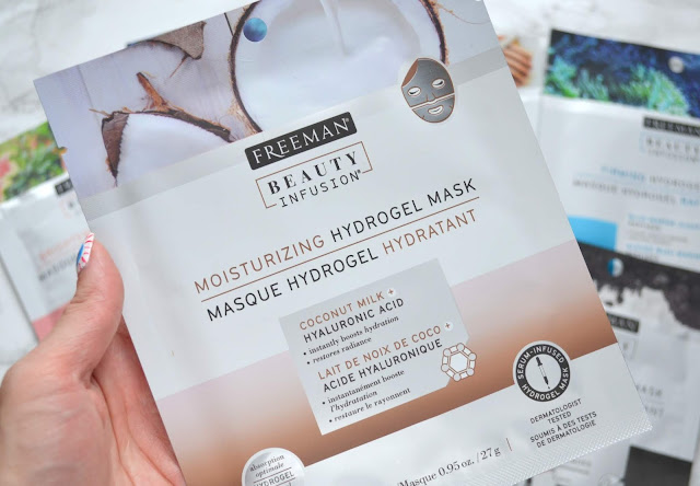 Freeman Moisturizing Hydrogel Mask Review