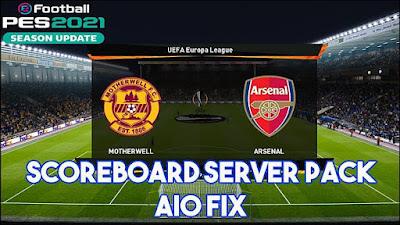 New Scoreboard Server Pack FIX