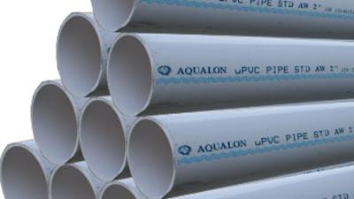 Kami Menjual Segala Jenis Dan Ukuran Pipa uPVC Aqualon