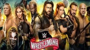 Repetición y Resultados de Wwe Wrestlemania 36 de 2020 En Español Latino - Ingles Full show Completo