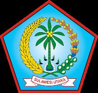 Logo Provinsi Sulut PNG