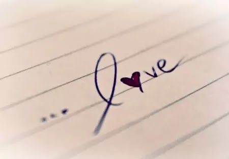 Love is Words, For Love Words