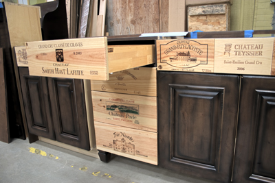Wooden Wine Boxes Amp Wine Crates 9 Unique Wine Crate Projects