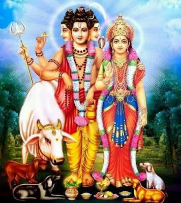 अनघा देवी - भगवान दत्तात्रेय का स्त्री रूप   Anagha Devi - A Female Form of Lord Dattareya