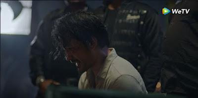 Sinopsis Film Sianida Episode 7 Web Series Adegan David Nangis Oleh Ricky dan Ada Saksi Nolong Jenny