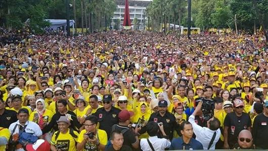 Alumni Perguruan Tinggi Deklarasi Dukungan ke Jokowi-Ma'ruf