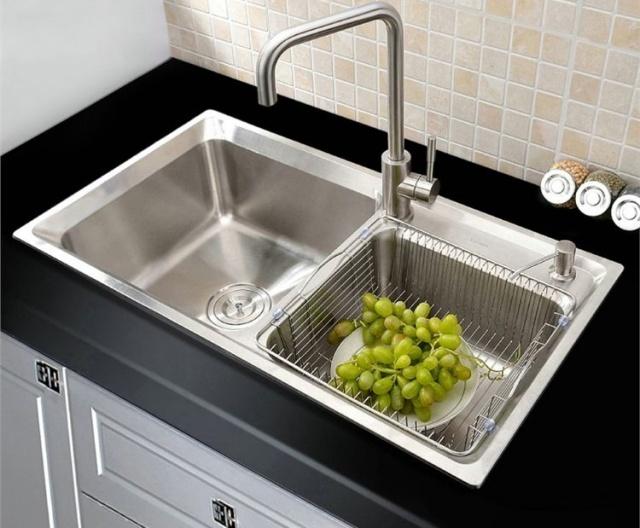 Sink Dapur Poise Menambah Kenyamanan Anda Melakukan Pembersihan Di Dapur
