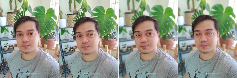 realme 8 Pro Review: Selfie