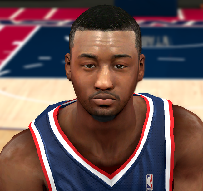 NBA 2K14 John Wall Next-Gen PC Face Mod
