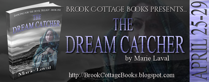 Tour sign up the dream catcher by marie laval for Dream home book tour