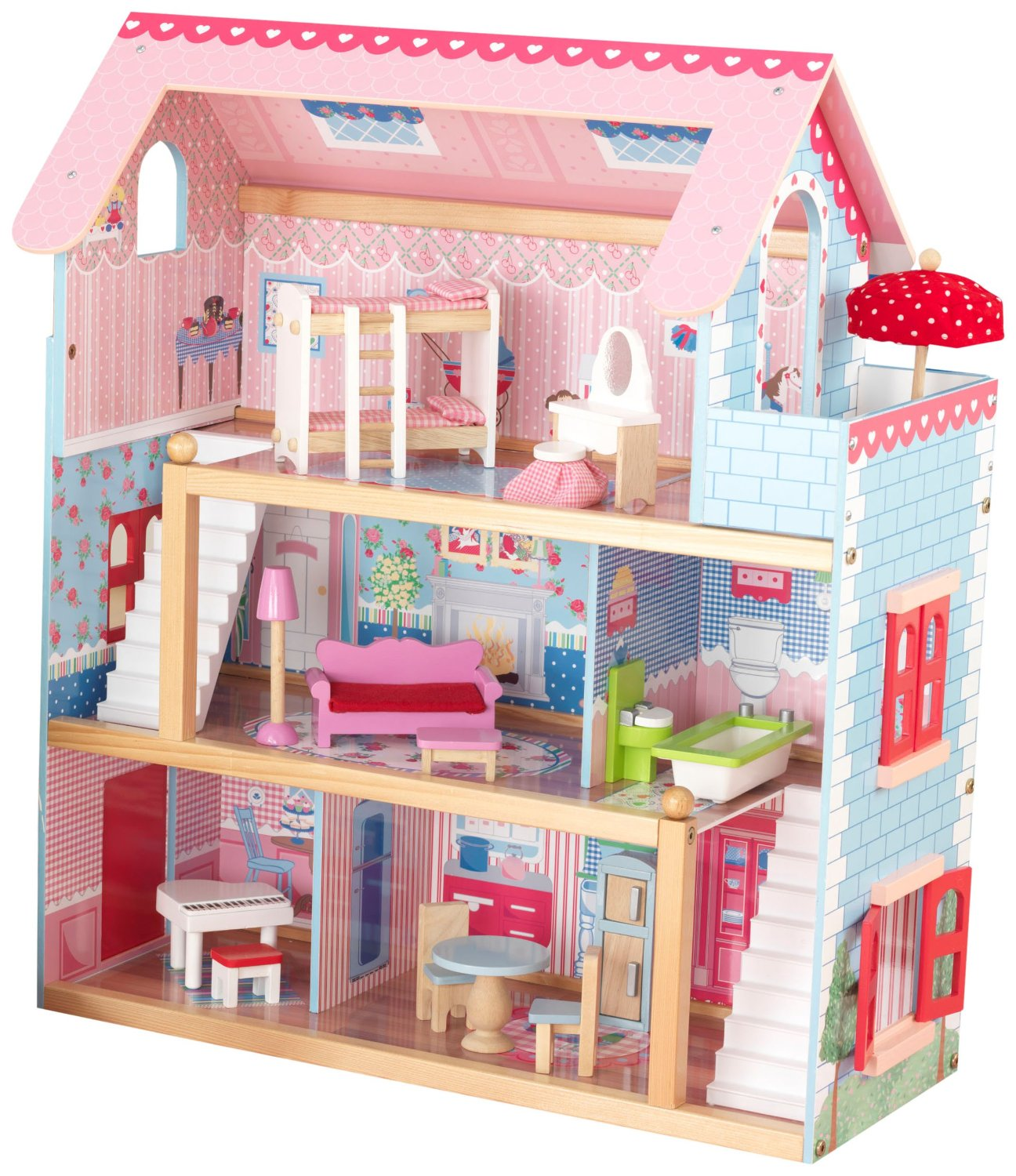 Fisher price doll house furniture - The Whimsical World Of Fisher Price Doll House Furniture