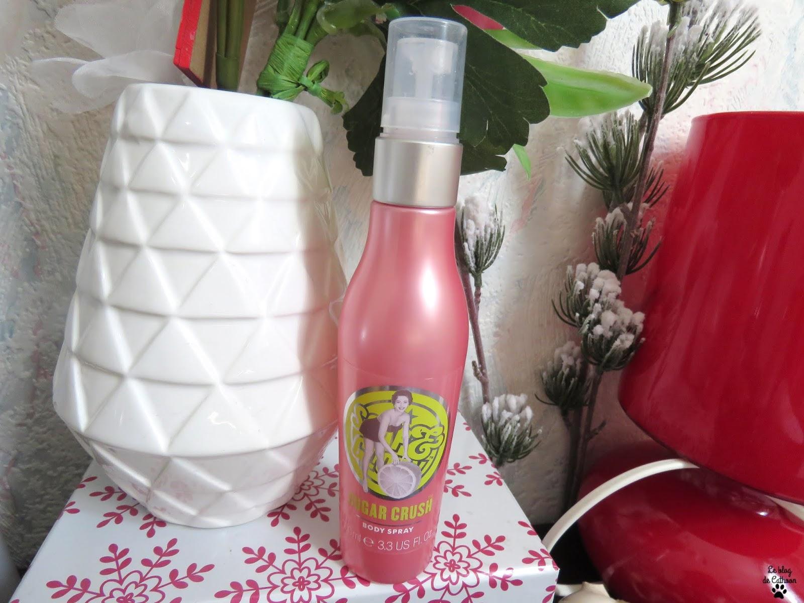 Sugar Crush - Body Spray - Soap & Glory