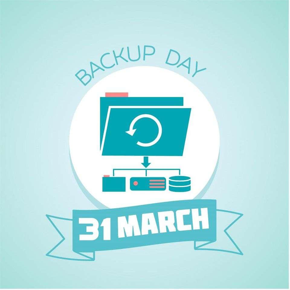 World Backup Day Wishes Pics
