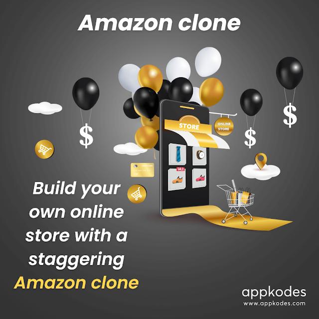Amazon clone