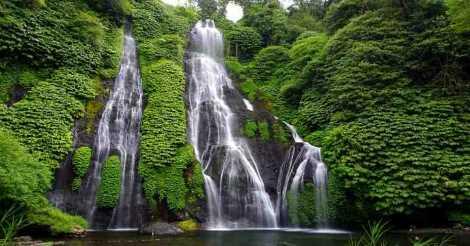 Air Terjun Banyumala, Bali