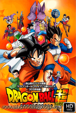 Dragon Ball Super [1080p] [Latino-Japones] [MEGA]
