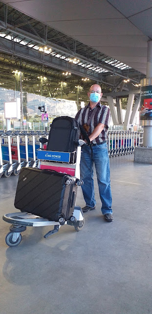 Suvarnabhumi Airport Covit-19 - 2020
