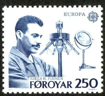 Faroe Islands-1983 Europa--Nobel Prize Winners