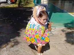 Best Halloween Costume Of The Year So Far: Headless 2-Year-Old