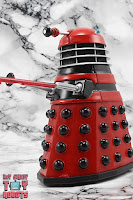 Custom TV21 Red Dalek Leader 16