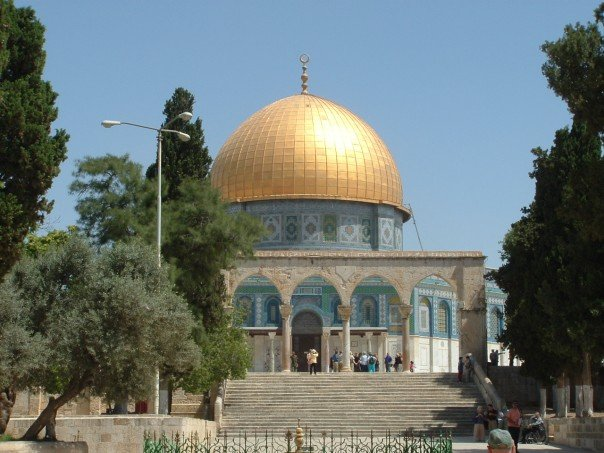 Jew Detector: Israel Matzav: Jews Assaulted On Temple Mount By Wakf On