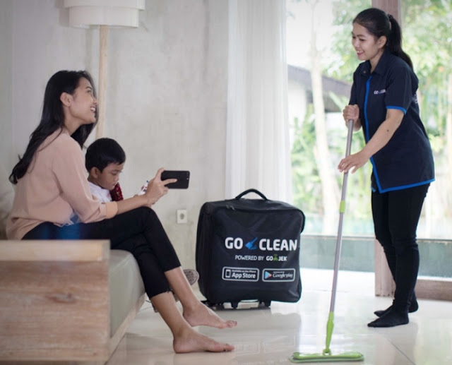 Gojek - GO-CLEAN