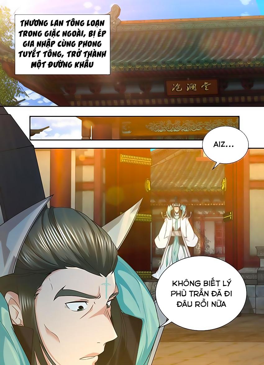 Vĩnh Hằng Chí Tôn chap 175 - Trang 4