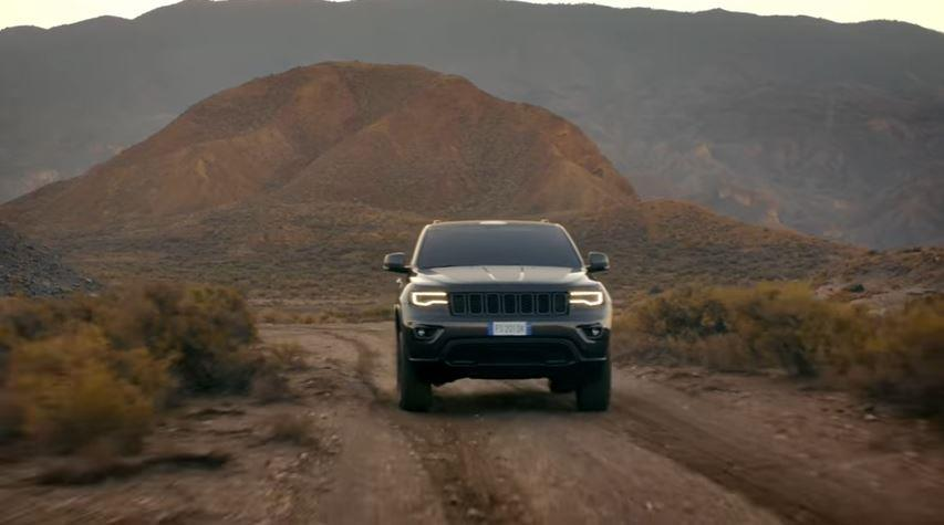 Canzone Jeep pubblicità Grand Cherokee - Mondo fatto di opposti - Musica spot Gennaio 2017