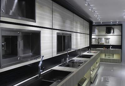 bak cuci piring atau kitchen sink sebagai perlengkapan dapur