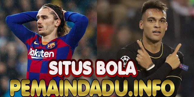 Klub Barcelona Siap Barter Antoine Griezmann Demi Dapatkan Lautaro Martinez