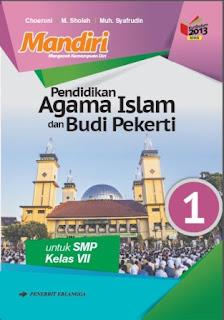 Mandiri Pend. Agama Islam & Bp Smp Kls.Vii/K13N