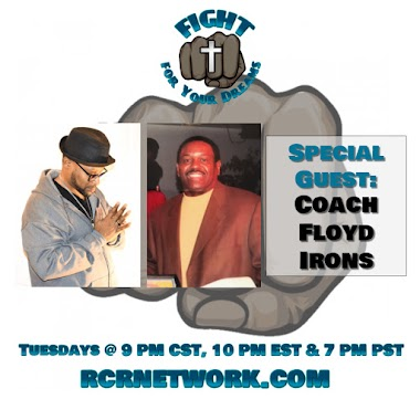 Special Guest Coach Floyd Irons