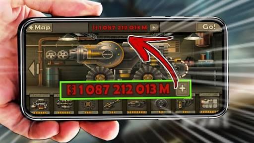 earn to die 2 mod apk 1.3 unlimited money download