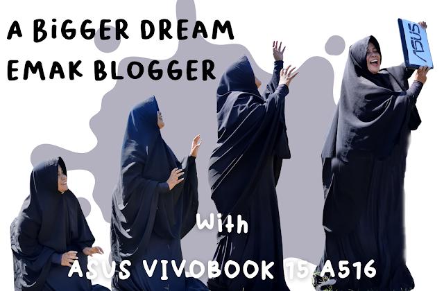 impian emak blogger