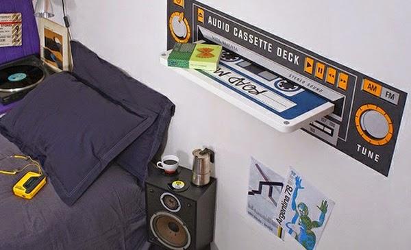 dormitorio tema música