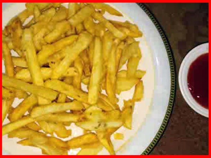 Crispy Zingar Style Potato Chips Recipe