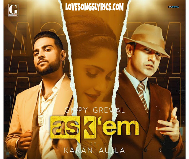 Ask them song lyrics punjabi
