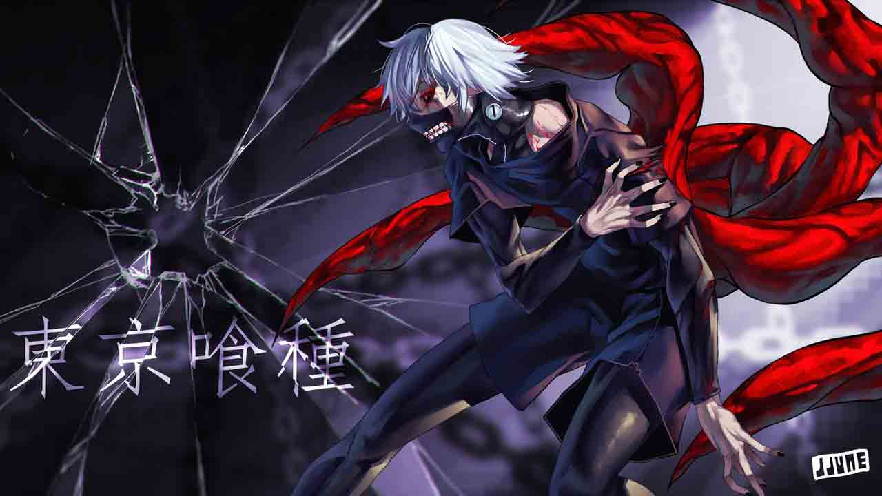 Tokyo Ghoul Season 2 BD (Episode 01 - 12) Subtitle Indonesia + OVA
