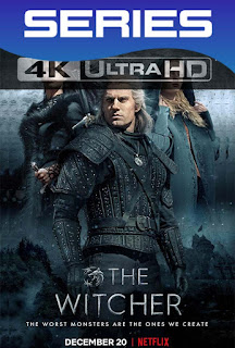 The Witcher Temporada 1 Completa 4K UHD HDR Latino-Ingles