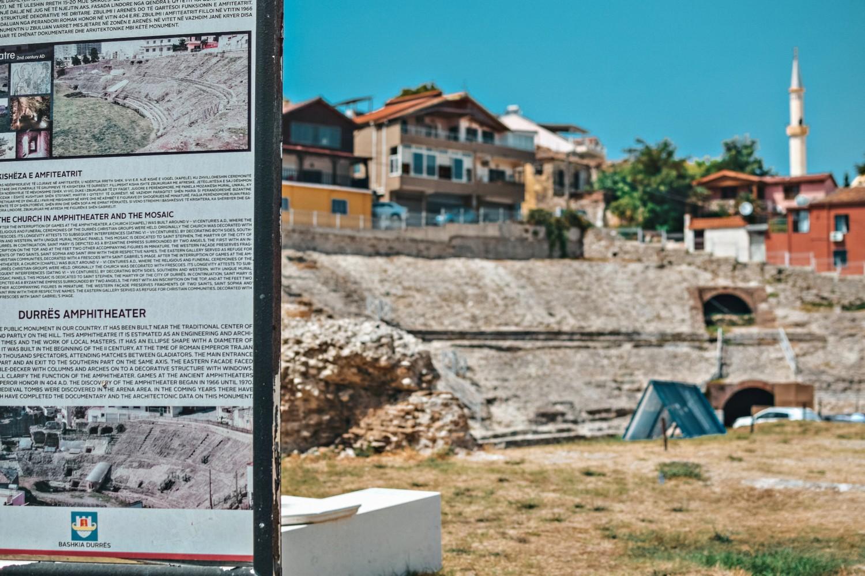 Amphitheatre of Durrës