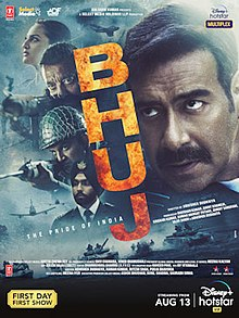 Bhuj: The Pride of India full movie HD 2021 download tamilrockers [review]