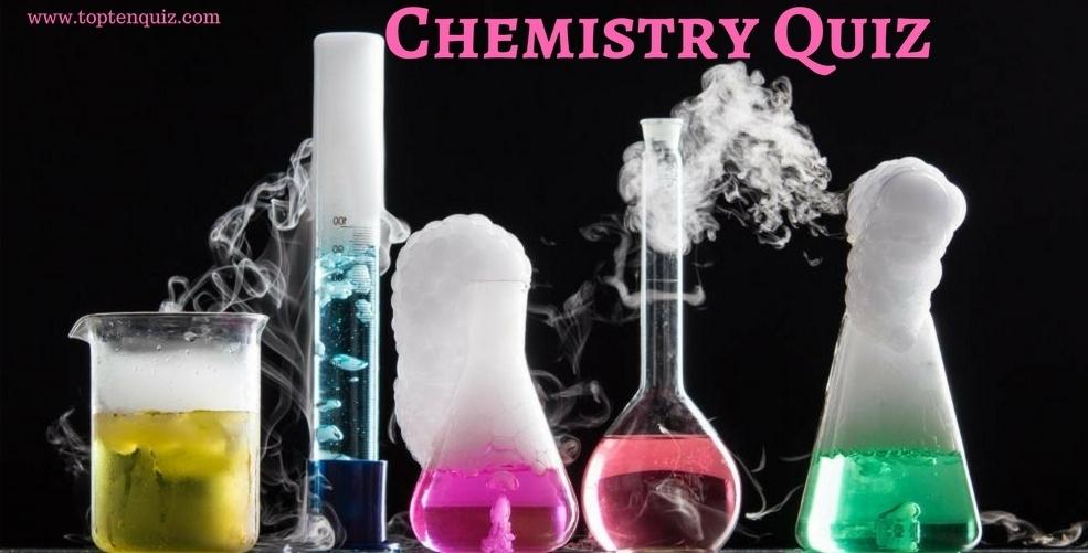 Quiz on Chemistry