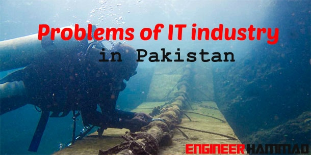 it industry in pakistan, submarine cable problems in pakistan, Pakistan industry