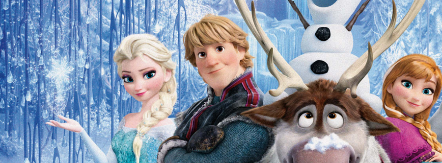 Monde Animation The Characters Of Disney S Frozen Will
