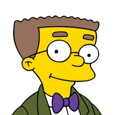 Los Simpson Personaje Waylon Smithers