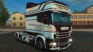 2 Moka California skin for Scania RJL