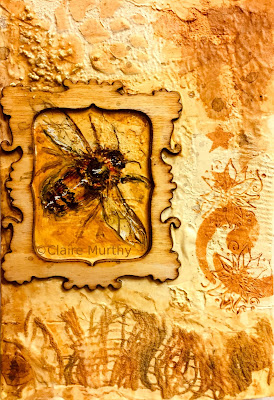 Bee Art Workshop National Honey Show Sandown Park