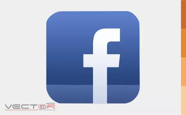 """Facebook """"f"""" (2012) Logo Icon - Download Vector File AI (Adobe Illustrator)"""